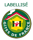 Labellisé Gîte de France